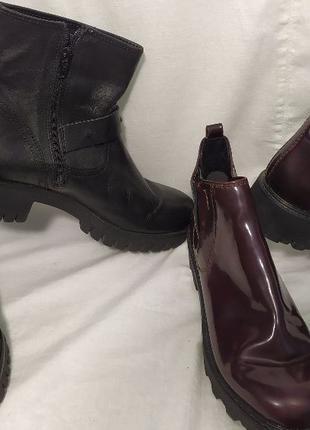 Продам две пары обуви женские 40 размер Marco Tozzi