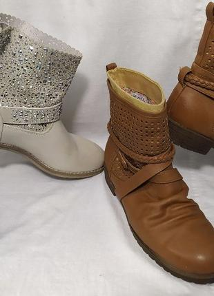 Продам две пары обуви женские 38 размер