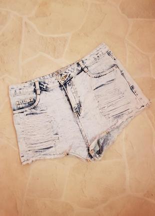 Стильные джинсовые шорты denim co