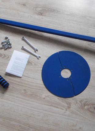 """Мощный ручной бур """"Скала-29"""" с ножами диаметром 125, 250 и 300 мм"""