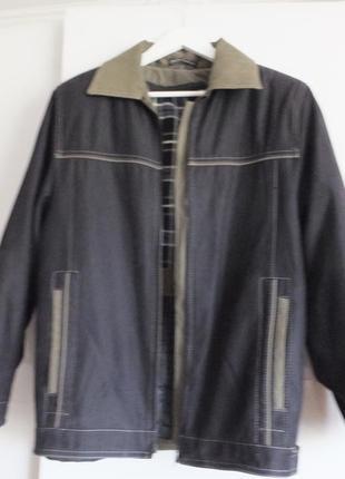 Качественная молодежная куртка демисезонная / зимняя into plus...