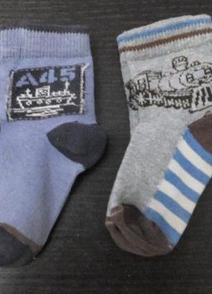 Все 4 пары за 30 грн. носки детские носочки на 3 - 6 - 12 месяцев