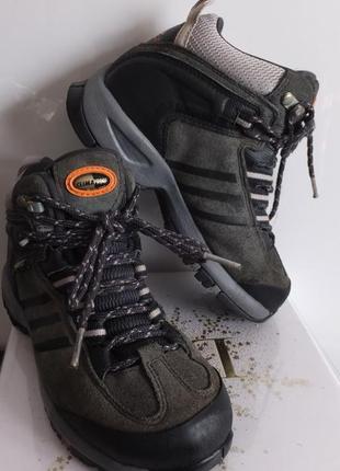 Мембранные термо ботинки adidas climaproof gore-tex оригинал г...
