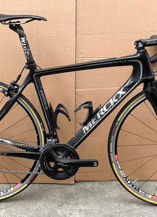 Eddy Merckx EMX-3 (Бельгия)
