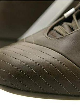 Женские кожаные кроссовки цвета хаки adidas размер 37 стелька ...