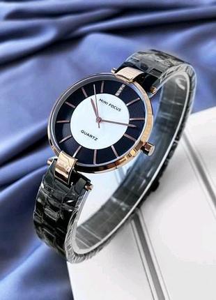 Наручные часы Mini Focus MF0224L Black-Gold
