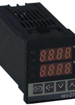 Программируемый ПИД контроллер температуры REX-C100-FK02-M*AN