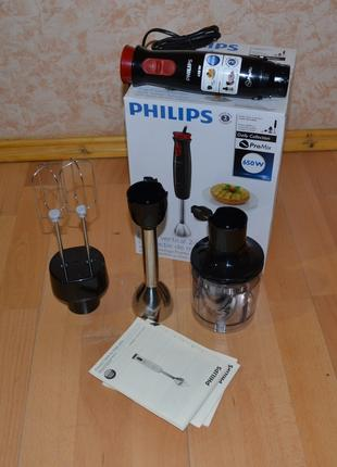 Блендер погружной Philips HR 162990