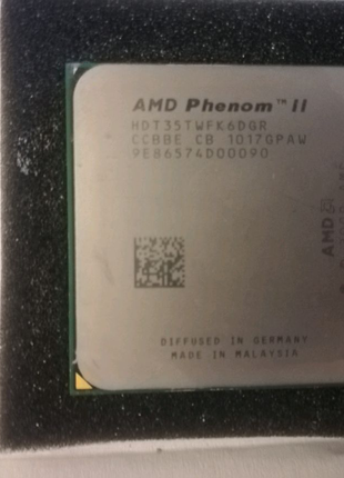 AMD Phenom II X6 1035Т для Socket AM3