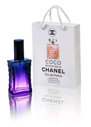 Chanel Coco Mademoiselle (Шанель Коко Мадмуазель) в подарочной уп
