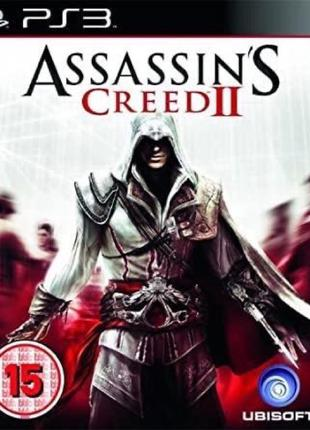 Assassins creed 2/ ДИСК/ для ps 3/