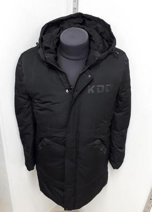 Куртки мужские длинные