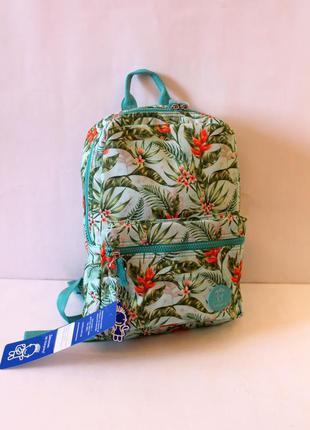 Рюкзак, ранец, городской рюкзак, спортивный рюкзак, цветы, мал...