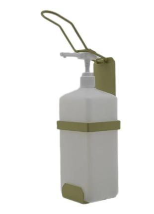 Локтевой дозатор c 1л емкостью SK EDW1К WB молочный RAL 1000