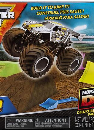 Ігровий набір Monster Jam Max D Monster Dirt