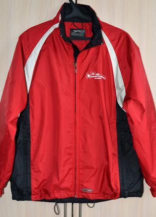 Куртка ветровка SLAZENGER® original M б.у. Y3-J2-3