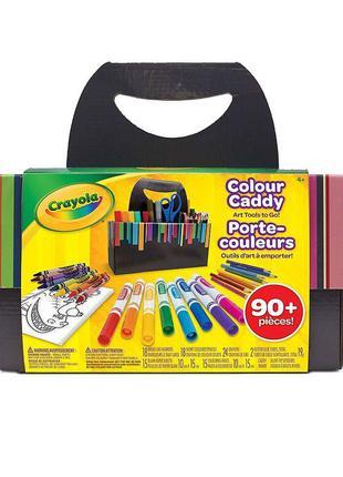 Арт Кейс Crayola 90шт
