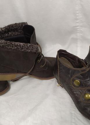 Продам две пары женской обуви 39 и 38 размер