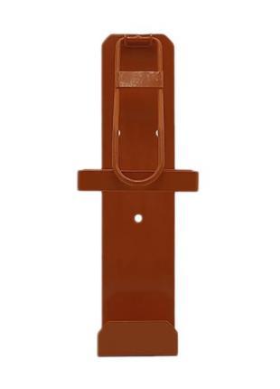 Локтевой дозатор для антисептика без емкости SK EDW1К оранжевый