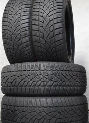 Зима бу 215/55 R17 Dunlop SP WinterSport 3D 225/50/17 205/60/17