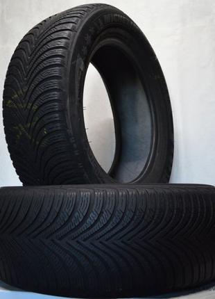 215/60 R16 Michelin Alpin A5 Зима б.у Замена: 205/65/16 225/55/16