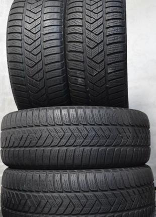 225 50 17 Pirelli Sottozero 3 б.у Замена: 215/55/17 235/45/17 ...