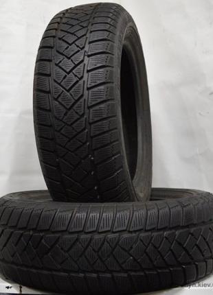 185/65 R15 Dunlop SP WinterSport M2 Зима б.у Замена: 195/60/15