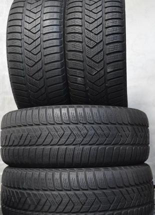 225/50 R17 Pirelli Sottozero 3 Зимние шины б.у Замена: 215/55/17