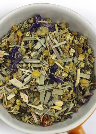 """Чай фруктово-травяной """"Альпийский луг"""" 100 гр. Наложеный Платёж"""