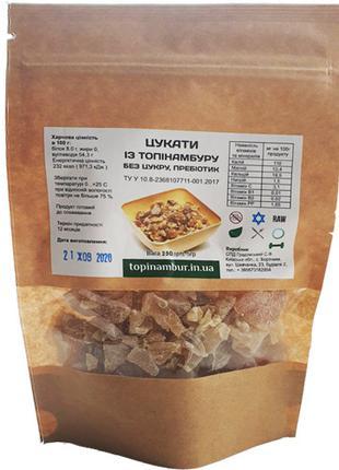 Цукаты из топинамбура 250 грамм