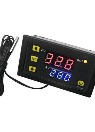 Цифровой регулятор температуры W3230  (20A-12V)(10A-220V)
