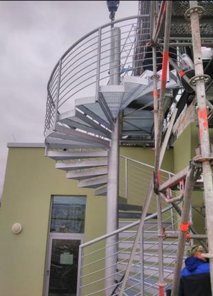 металлоконструкции любой сложности:ворота.навесы,лестницы