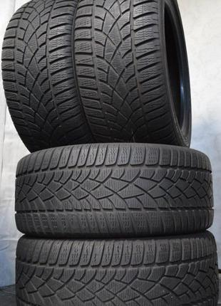 245 45 19 Dunlop SP WinterSport 3D Б.у Резина Киев Шины из Гер...
