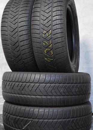 245 45 19 Pirelli Sottozero 3 MO Б.у Шины R19 Зима Склад Резин...