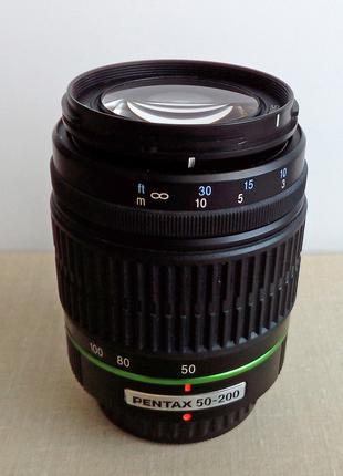 Объектив SMC Pentax DA 50-200mm 1:4-5.6 ED