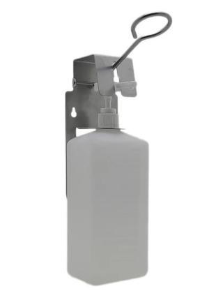 Локтевой дозатор c 1л емкостью SK EDW2K Mini+ серый