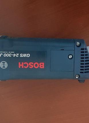 Болгарка BOSCH GWS 24-300 S