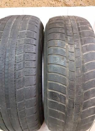 Шина колеса резина 195 65 15 Michelin зима 2шт