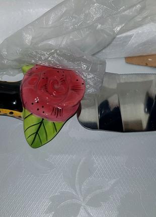 Лопатка для торта Pavone