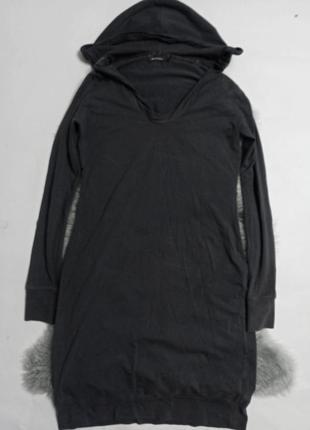 Стрейчевое платье туника