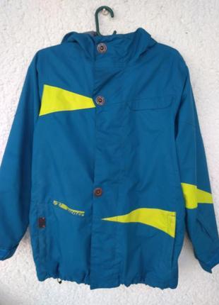Куртка лыжная ziener 164 см s xs двшащая 5000 мембрана