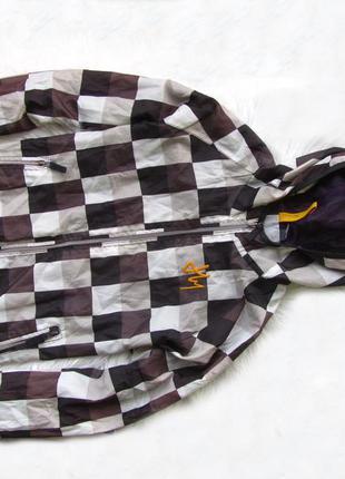Куртка ветровка с капюшоном  zara
