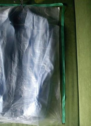 20 чехлов дышащих целлофановых для одежды.