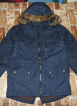 Куртка зима еврозима термо 11-12 лет trespass