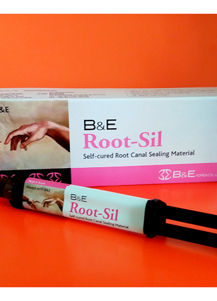 Материал для заполнения корневых каналов Root sil