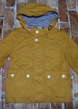 Куртка дождевик 1-2 года george