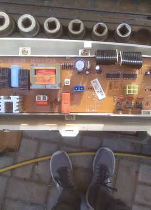 Модуль управления стиральной машины mf-s601-02