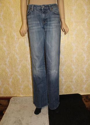 Скидки!!! джинсы 7 for all mankind оригинал