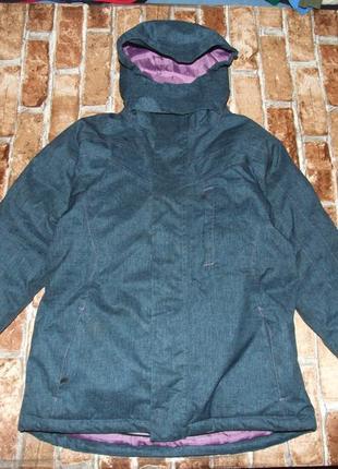 Куртка термо зима 11-12 и 13-14 лет spindrift лыжная мальчику