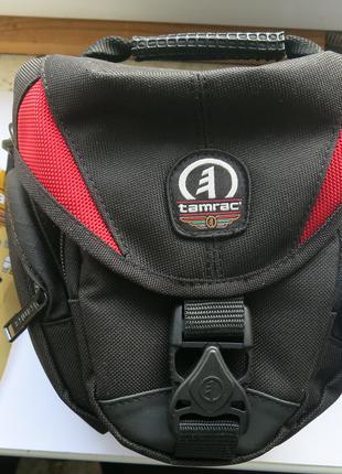 Сумка для фотокамеры Tamrac Adventure Zoom 5515 red/black